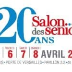 Le Salon des seniors se tiendra du 5 au 8 avril 2018 à Paris !
