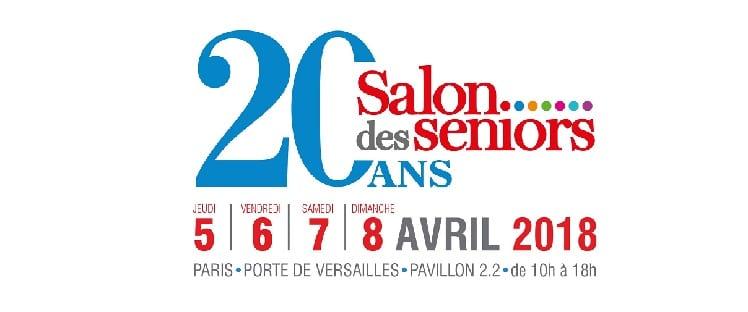 Le salon des seniors se tiendra du 5 au 8 avril 2018 for Salon des seniors paris