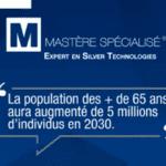 L'UTT de Troyes lance son Mastère Spécialisé «Expert en Silver Technologies»