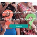 Les Olympiades d'Hiver 2018 de Dynseo arrivent à leur terme