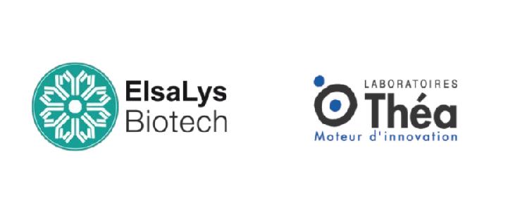 Partenariat Elsalys biotech et Thea