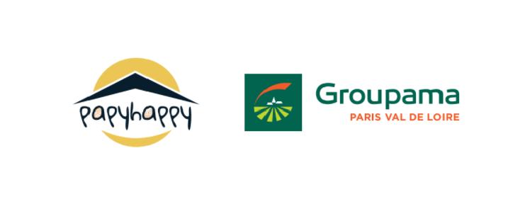 Partenariat PapyHappy Groupama