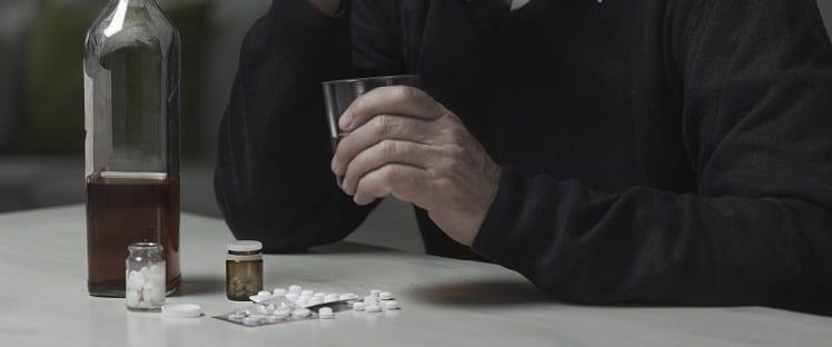 [Dossier] : L'alcoolisme chez les personnes âgées
