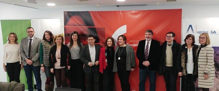 Congrès Intersectoriel lié au Vieillissement et à la Dépendance @ Jaen, Espagne