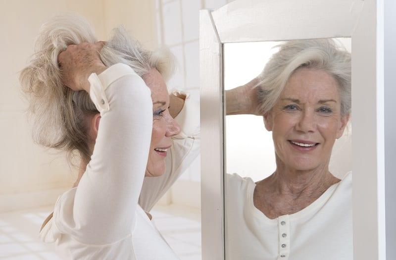 Cheveux blancs - Bien-être - Coloration (2)