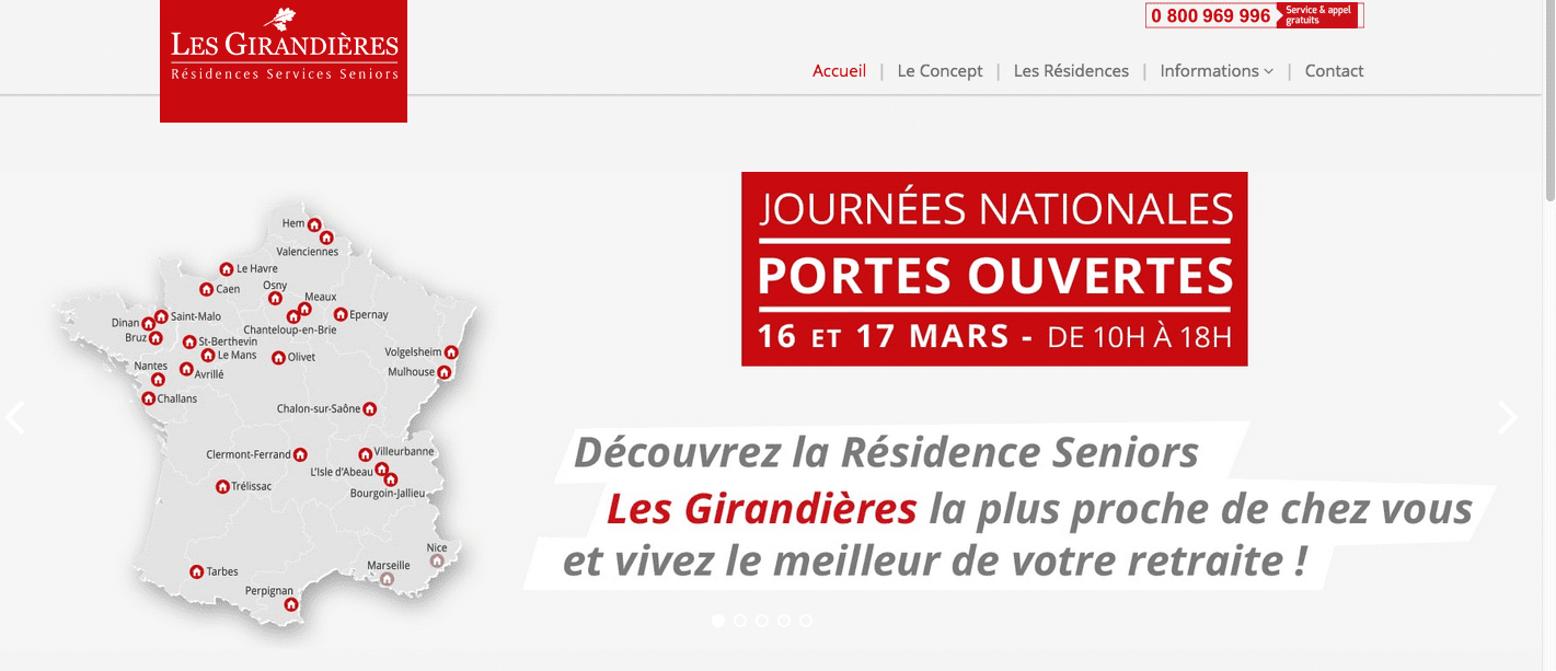 Journées portes ouvertes nationales : Les Girandières