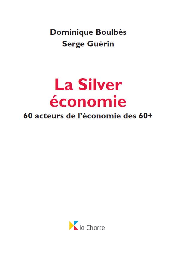 Livre Silver économie