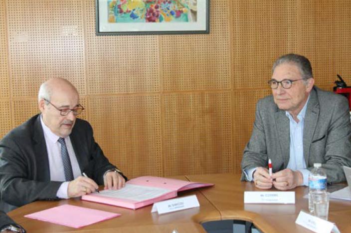Partenariat SOCLOVA CENTICH