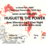 concert Huguette the power