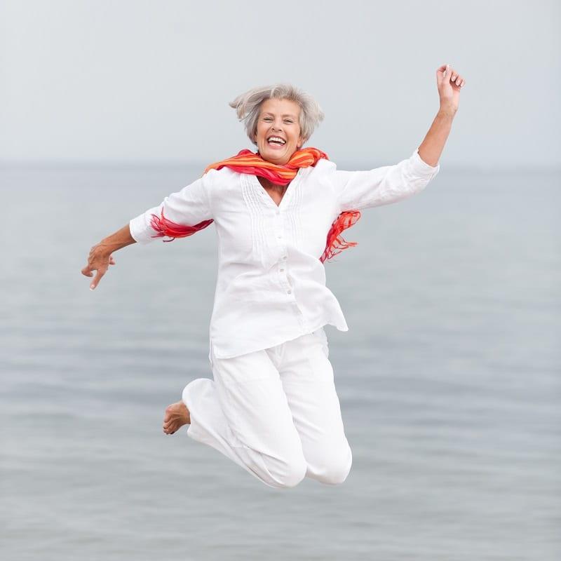 Bien-être personne âgée - Senior - Bien dans mon corps