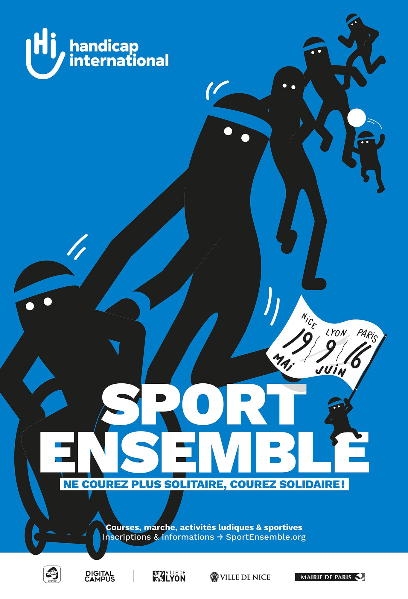 sport ensemble handicap international