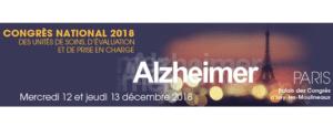 Congrès National 2018 des Unités de Soins, d'Evaluation et de Prise en Charge Alzheimer @ Palais des Congrès | Issy-les-Moulineaux | Île-de-France | France