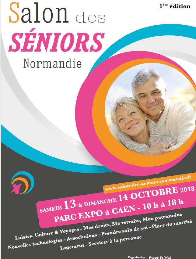 Salon des seniors normandie silver economie for Salon des seniors paris