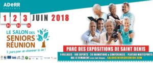 3ème édition du Salon des Seniors Réunion @ Parc des Expositions de Saint Denis | Réunion