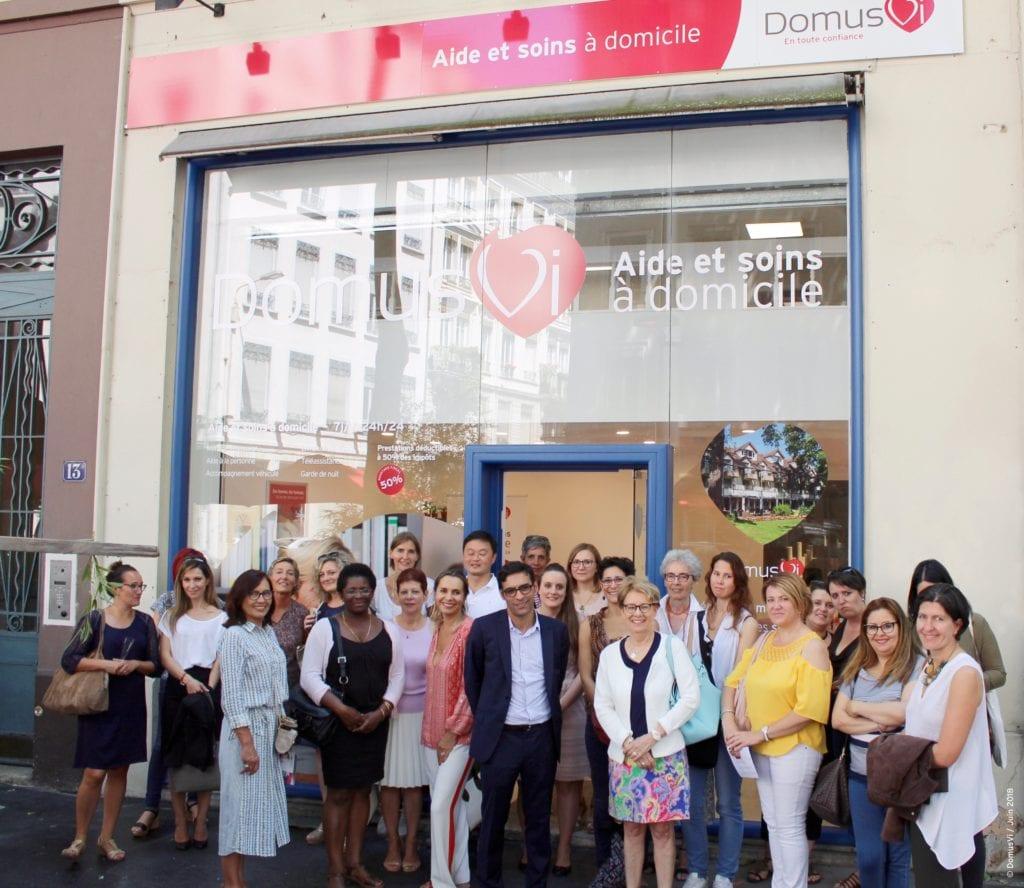 Agence DomusVi Aide et Soins à Domicile_Lyon