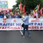 [VIDEO] Les seniors dans la rue pour protester contre la hausse de la CSG