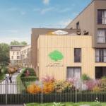 Une nouvelle résidence services seniors Les Jardins d'Arcadie ouvrira le 18 juin 2018 à Saint-Michel-sur-Orge (91)