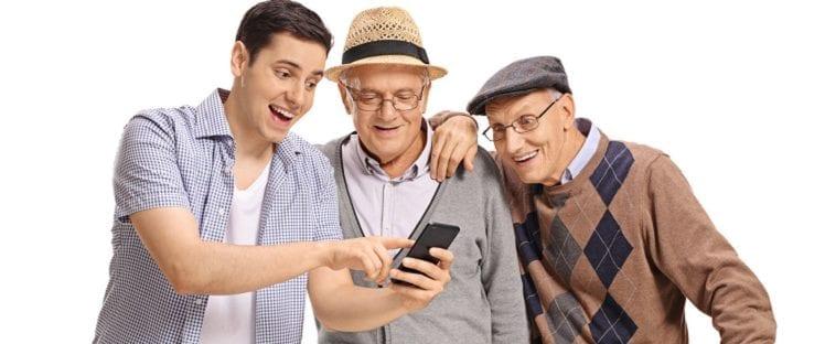 lili smart alerte smartphone application
