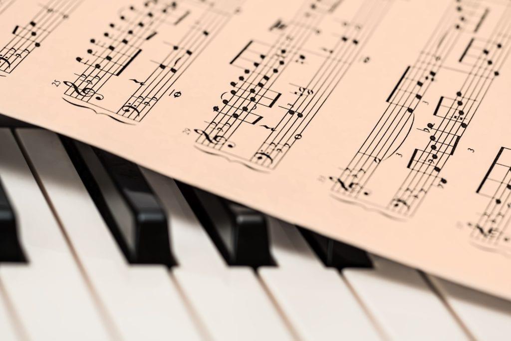 piano musique