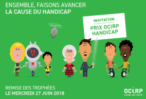 11e prix OCIRP Handicap @ Auditorium de la maison de la radio | Paris | Île-de-France | France