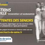Le dernier numéro de «Questions de Famille» dédié aux attentes des seniors