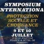 «Vieillissement, incertitudes, croissance, bien-être»: le Symposium International 2018 aura lieu les 9 et 10 juillet