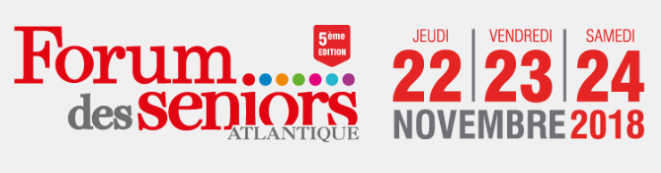 Forum des seniors Atlantique @ Parc des Expositions de la Beaujoire Hall 2 | Nantes | France