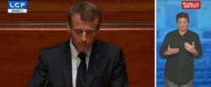 Emmanuel Macron sur le financement de la dépendance : «Je souhaite qu'une loi soit votée durant l'année 2019»