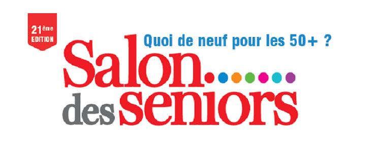 Save the date ! La 21e édition du Salon des Seniors se tiendra du 4 au 7 avril 2019