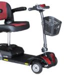 SweetDom se lance dans la location de scooter à Paris pour les personnes à mobilité réduite