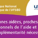 Le XIXème Colloque de l'UFSBD aura lieu le 4 octobre 2018