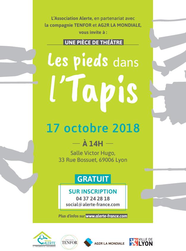 Les pieds dans l'tapis @ Salle Victor Hugo | Lyon | Auvergne-Rhône-Alpes | France