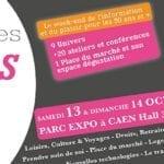 Ne ratez pas la première édition du Salon des Seniors Normandie les 13 et 14 octobre 2018