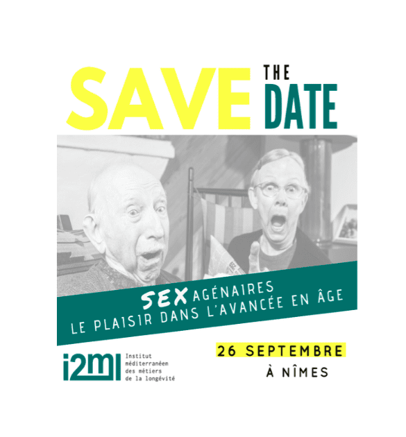 [Conférence] Sexagénaires : le plaisir dans l'avancée en âge @ Université de Nimes | Nîmes | Occitanie | France