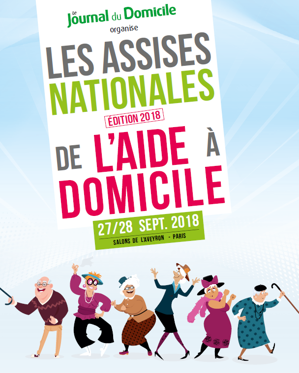 Assises nationales de l'aide à domicile @ Salons de l'Aveyron | Paris | Île-de-France | France