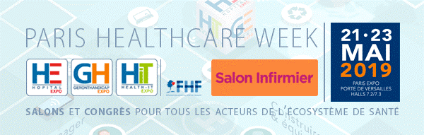 Paris Healthcare Week 2019 @ Paris Expo | Paris | Île-de-France | France