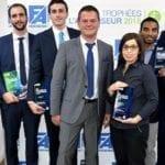 Découvrez les 6 lauréats des Trophées de l'Ascenseur 2018