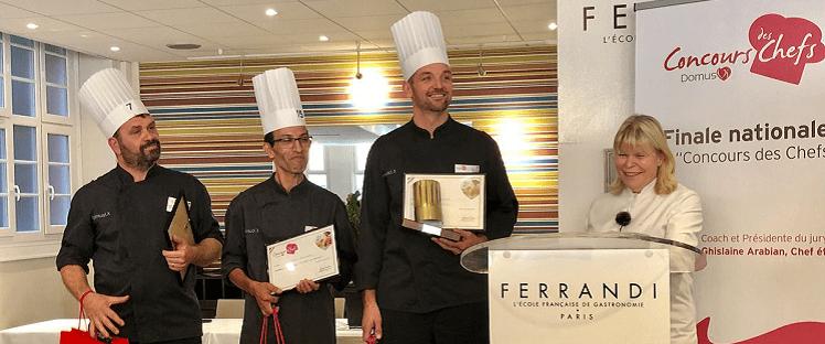 DomusVi annonce un partenariat avec la Chef étoilée Ghislaine Arabian pour la réalisation de 12 « menus Signatures » pour ses résidents