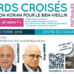 «Je suis vieux, et alors ?» : Ne ratez pas la matinale de la Fondation Korian pour le Bien-vieillir le 9 octobre 2018