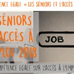Les résultats du baromètre « L'accès à l'emploi et les seniors » enfin disponibles