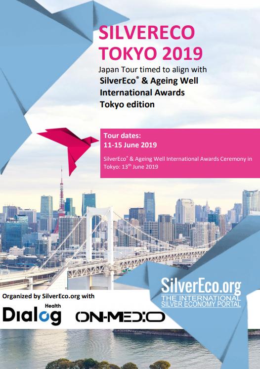 Voyage d'étude SilverEco Tokyo @ Tokyo