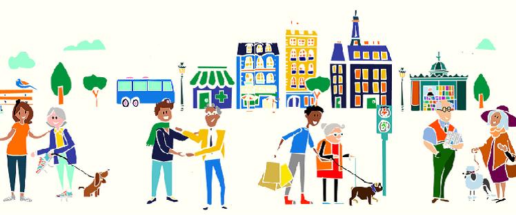 Paris lance «Paris en Compagnie», un service gratuit d'accompagnement des seniors