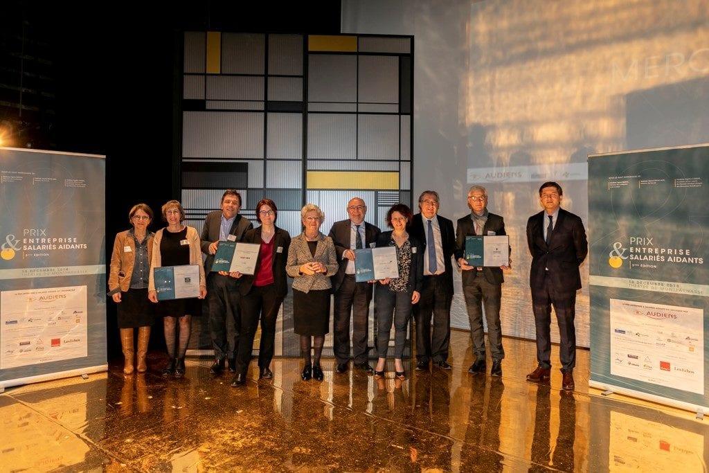 Prix ESA _lauréats 2018