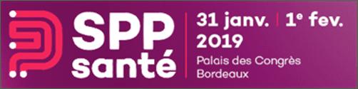 1ère édition SPPSanté @ Palais des Congrès de Bordeaux