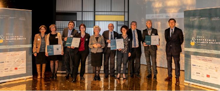 Retour sur la 3ème édition du Colloque et du Prix Entreprise & Salariés Aidants
