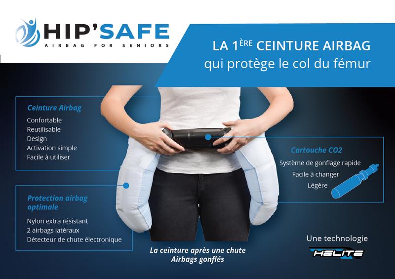 Hip'Safe ceinture