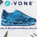 E-Vone chaussure connectée