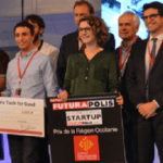 Telegrafik reçoit le Prix IoT du Concours Futurapolis – Le Point 2018
