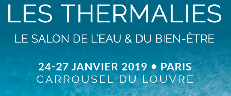 Les Thermalies 2019 - Paris @ Carrousel du Louvre