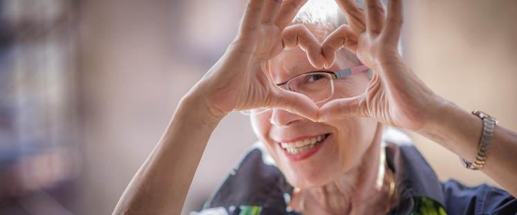 [Etude] Saint-Valentin : il n'y a pas d'âge pour aimer ! 85% des seniors seraient prêts à tomber amoureux